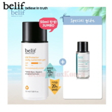 BELIF UV Protector Sun Screen Gel Jumbo Set [Monthly Limited -July 2018]